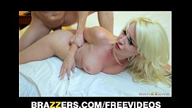 Horny blonde teen Stevie...