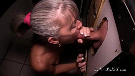 Milf Visits Glory Hole...