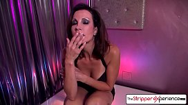 The Stripper Experience - Shay Sights sucking a monster cock, big boobs &amp_ big booty