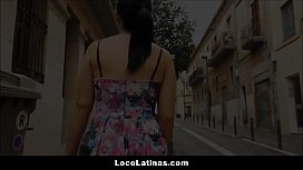Cute Spanish Latina Teen...