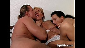 Hot MILF blonde and...