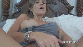 Blonde wife Jolene in...