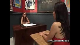 Schoolgirl And Her Teacher lesbian sex xvideos preview