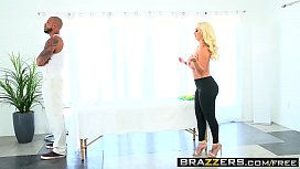 Brazzers - Dirty Masseur - Nina...