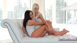 Sapphic Erotica Lesbos Free xxx video from www.SapphicLesbos.com 12