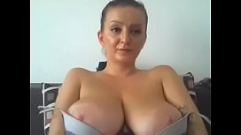 amber huge boobs on web cam