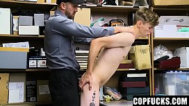 The Shoplifter Had to Comply With The Officer's Demands - Hunter Grey, Wesley Woods