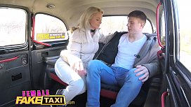 Female Fake Taxi Innocent...