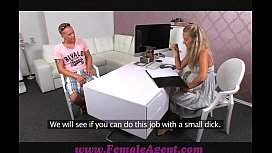 FemaleAgent Stud dissapoints MILF...