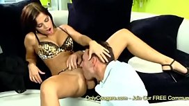 Black Angelica Humped From Behind