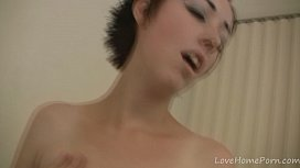 Old cock makes her...