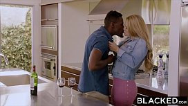 BLACKED Hot Girlfriend Craves...