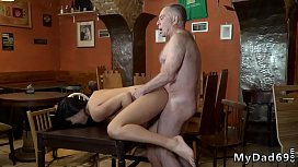 Step father and patron'_ companion'_s daughter xxx Can you trust your