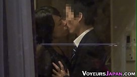 Japanese wife gets fucked...