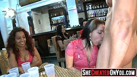 34 This is nuts! These cheating sluts take loads93