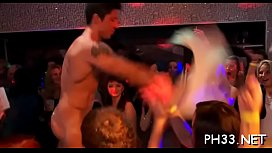 Naked black waiter fucked cheek so hard that babe screamed and comed