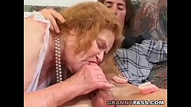 Granny Wants Young Cock...