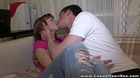 Casual Teen Sex - Warm...
