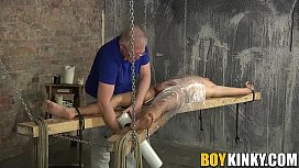 Horny Justin getting his...