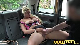 Fake Taxi Curvy blonde...