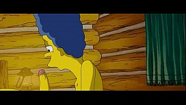 Simpsons sex video...