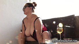 Busty Crazy Maria on...