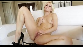 Wicked chick is smitten by dudes magnetic schlong