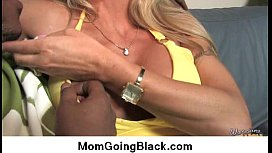 Hot MILF getting fucked by black monster 30