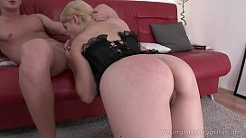 Young Anal Tryouts - Blonde...