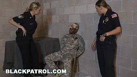 BLACKPATROL - Fake Soldier Gets...