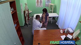 FakeHospital Doctor solves patient...
