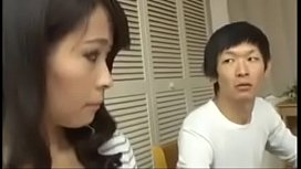 Japanese Asian Mom Cheating...
