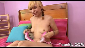 Babes insistence blowjob is driving hunk eager with lust