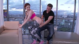 Young Anal Tryouts - Curvy...