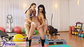 Fitness Rooms Two naughty...