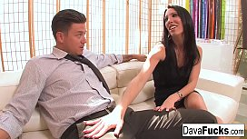Casting couch with Bradley...