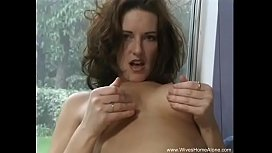 Sweet Petite Lonely Housewife