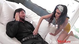 Daddy Gets Fucked By Daughter While He s.- Angel Del Rey