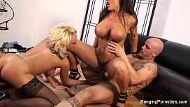 Derrick Pierce Threesome