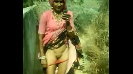 Village bhabhi outdoor mms...