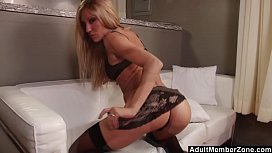 Mature Blonde &ndash_ Hot MILF Just Wants To Get Fucked By You