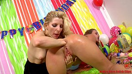Ashley Fires and Roxy...