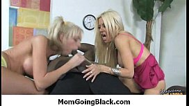 Watching my mom going black amazing interracial porn 15