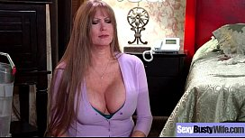 (Darla Crane) Hot Big Melon Tits Milf Enjoy Hardcore Bang video-08
