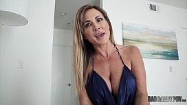 Hot Mom Aubrey Black...