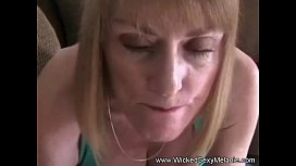 Melanie Loves To Suck Cock Her s.'_s Dick