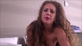 My brand new latina hotwife wife was broken into by the eater and asked me to watch - real cuckold amateur -full on RED