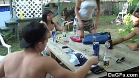 French blowjob party...