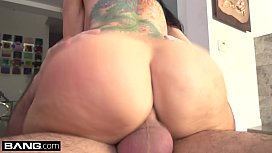 BANG Gonzo - Romi Rain gets her peachy asshole stuffed image