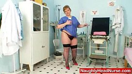 Fat amateur-mom Vilma...